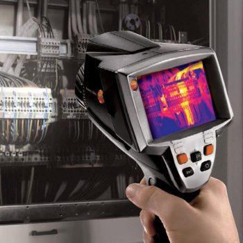 Messgeräte Wärmebildkamera