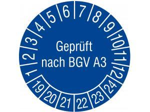 BGV A3
