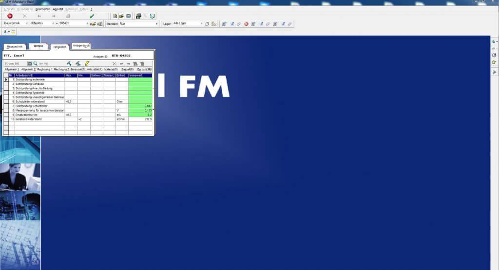 IFM Prüfung