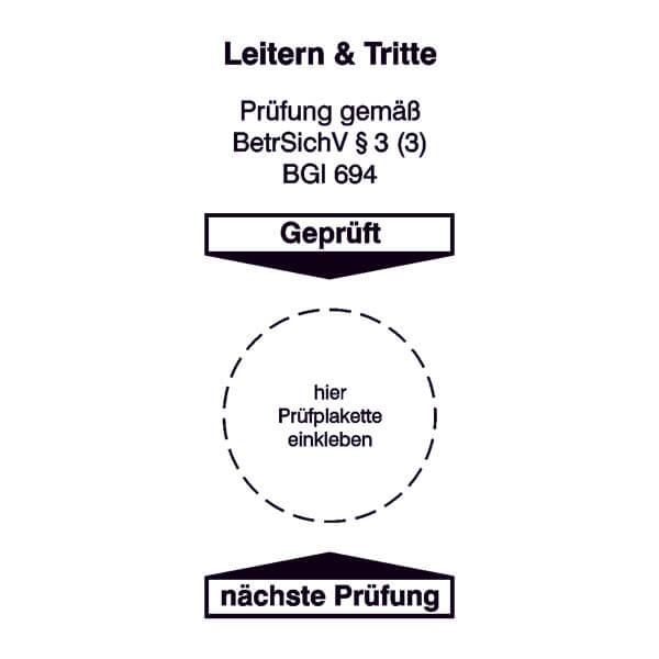 Leitern & Trite Prüfung BGI 694